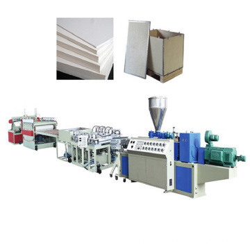 Plastic Wood Composite Profile Extruding Machine